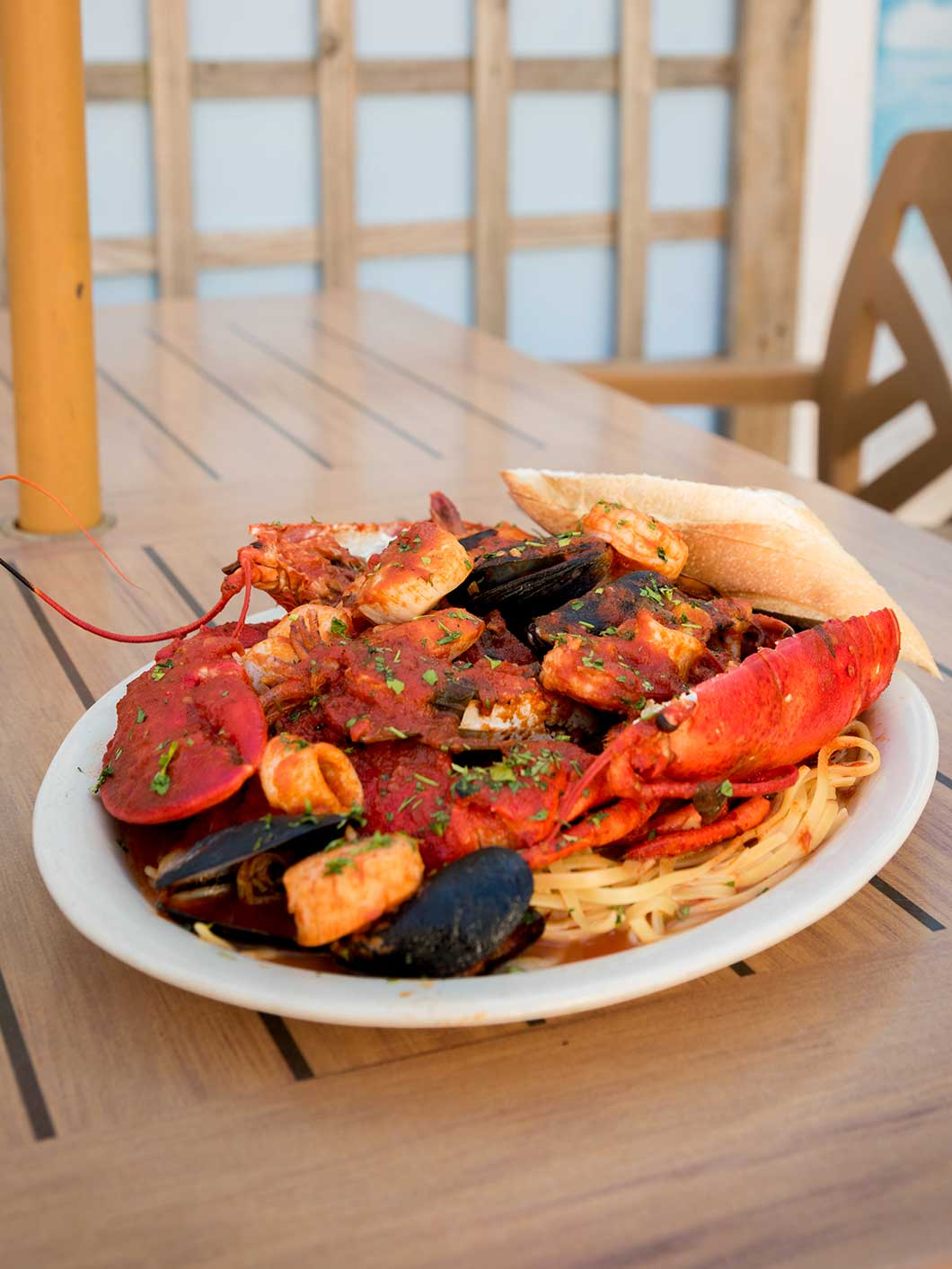 Seafood Restaurant and Bar | Seaside Park & Seaside Heights